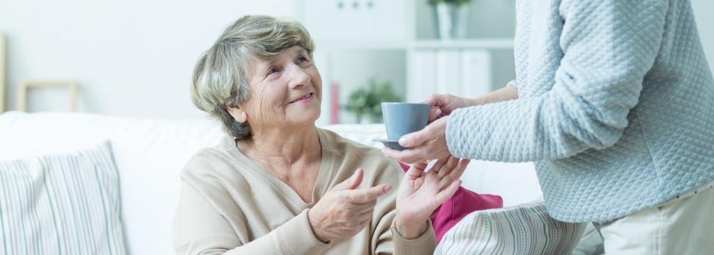 уход за пожилыми людьми в Рязани